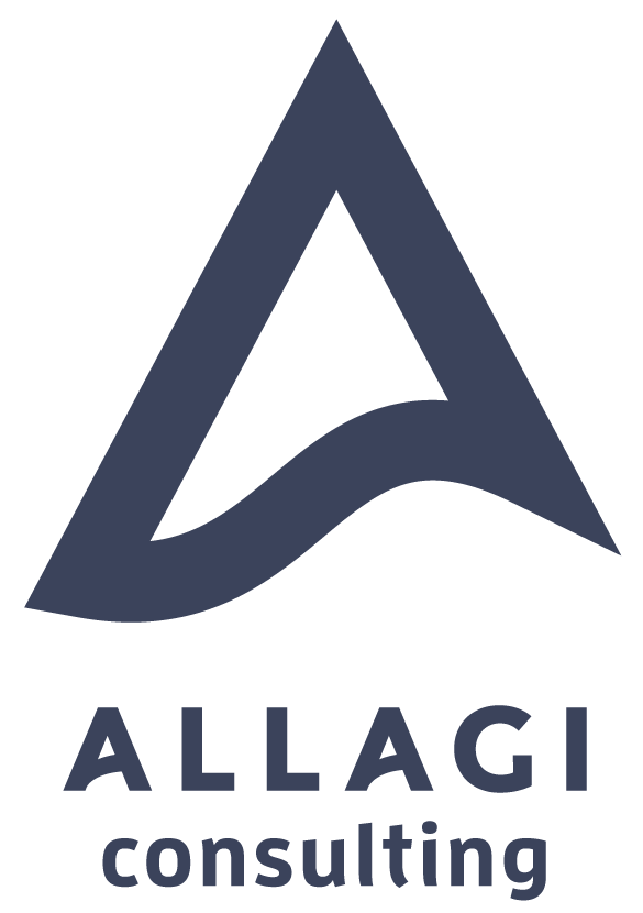 Allagi Consulting - Projects, people and processes - Identiteit Too Many Words | Infographics & identiteit te Utrecht